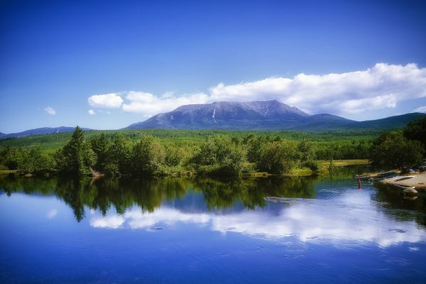 Katahdin Trails Will Open June 15; Baxter Park Warns of Wet Conditions