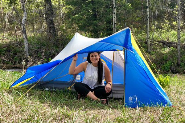 Gear Review: Sierra Designs High Route One-Person Tent
