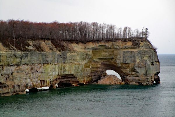 The Lakeshore Trail: Travel the Length of Pictured Rocks National Lakeshore