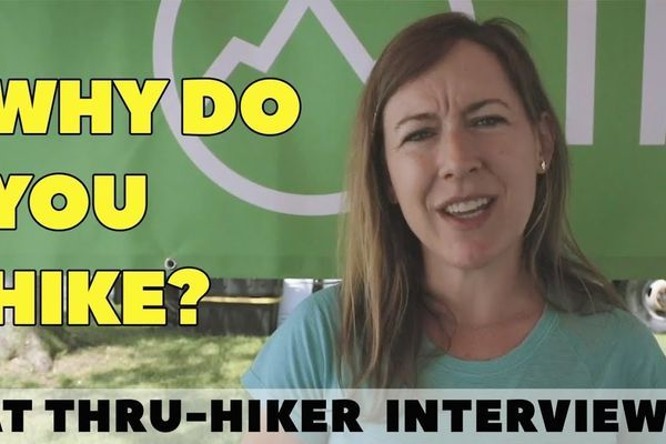 Why Do You Hike? | Appalachian Trail Thru-Hiker Interviews from Trail Days 2019