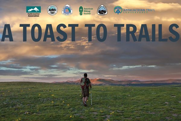 A Toast to Trails: Drink for the Partnership for the National Trails System During Summer Outdoor Retailer 2019!