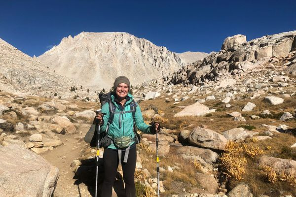 Introducing Marlene, SOBO on the PCT… because why not?