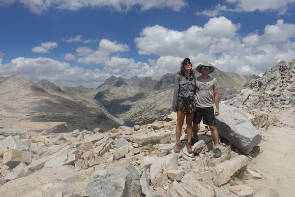 When Life Gives You Lemons, Hike the Sierra High Route Instead