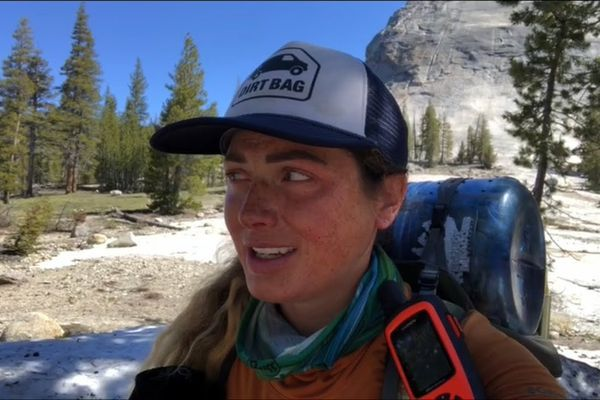 Little Skittle's Pacific Crest Trail 2019 Vlog #19: Day 60-63, Mile 903.3-956.2