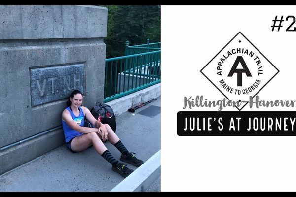Julie (Garden State)'s Appalachian Trail Vlog #24: Killington to Hanover
