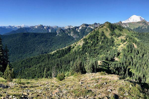 Pacific Crest Trail Section Profile: Washington