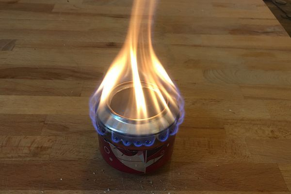 How to Make an Ultralight Soda Can Alcohol Stove
