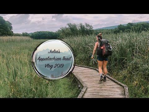 Julia's Appalachian Trail 2019 Vlog – #19 Delaware Water Gap to Warwick/Hoboken