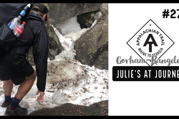 Julie (Garden State)'s Appalachian Trail Vlog #27: Gorham-Rangeley
