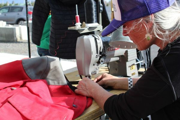 Rugged Thread Is Offering Free Gear Repair at PCT Trail Days 8/16 – 8/18