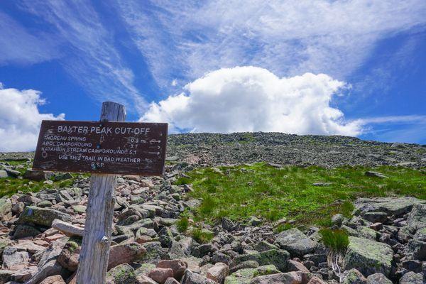 SOBO Approach Trail