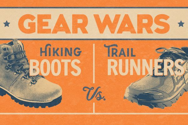Boots Vs. Trail Runners: Two Loyalists Compare and Contrast