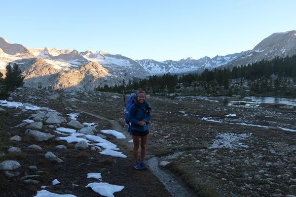 Mather Pass: Day 51