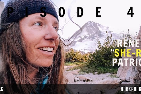 "Backpacker Radio #44 | Renee ""She-ra"" Patrick on Her Triple Crown, Establishing the Oregon Desert Trail, and Her Potent Bearomones"