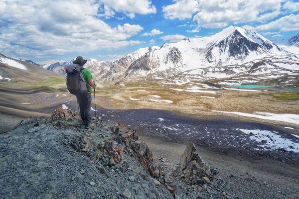 Trekking Kyrgyzstan's Heights of Alay Loop, Day 1
