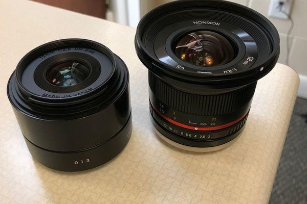 Lens Swap!