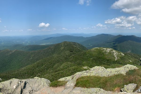 Crushing Mount Mansfield and Bolton