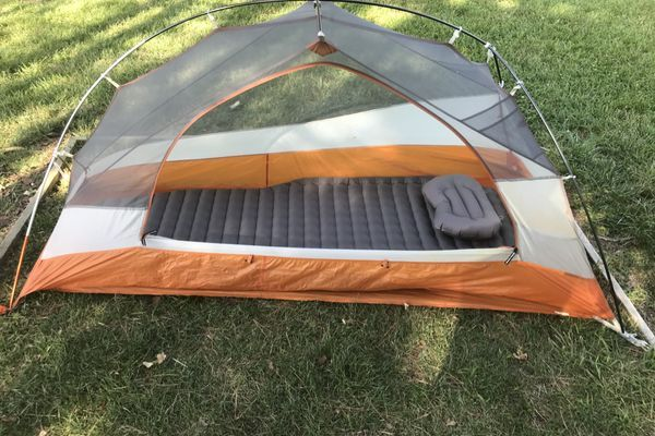 Gear Review: Kammok Pongo Pad Air Mattress and Puffin Pillow