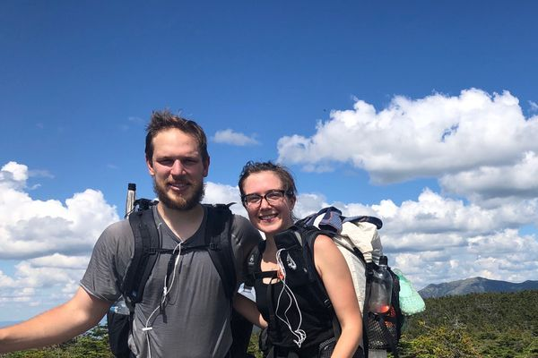 Interviews with Partner Hikers: Significant Other Edition