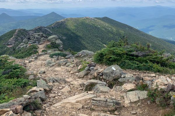 The Beauty (and Struggle) of New Hampshire: Trail Update Nine