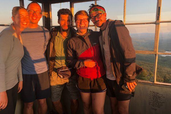 Summits, Sunsets, and Switchbacks