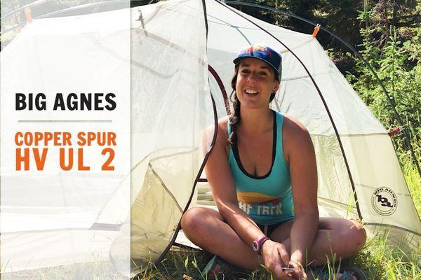 Big Agnes Copper Spur HV UL 2 Tent Review [Video]