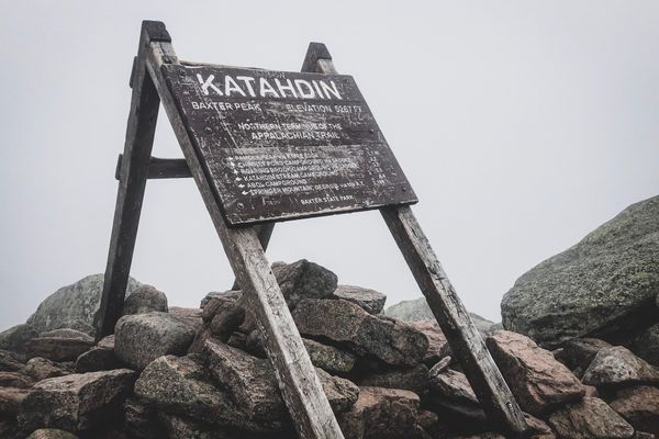 AT Part Ten: The Road to Katahdin