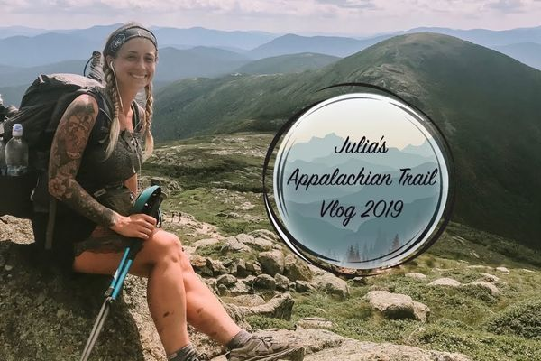 Julia's Appalachian Trail 2019 Vlog #25 Lincoln to Gorham