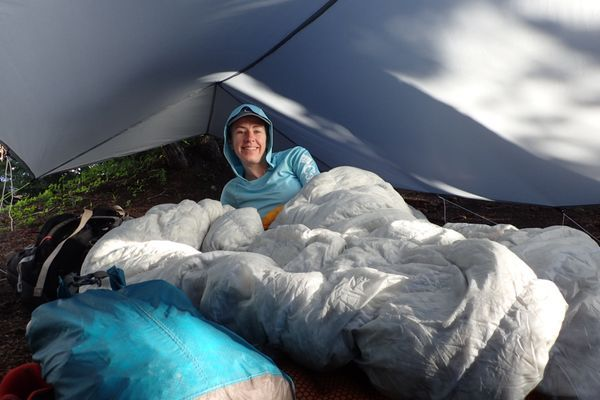 Gear Review: Sea to Summit Ember II 30 Down Quilt
