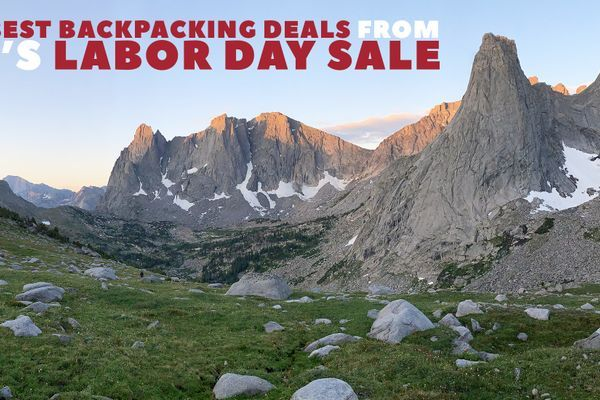 The Best Deals for Backpackers at REI's Labor Day Sale
