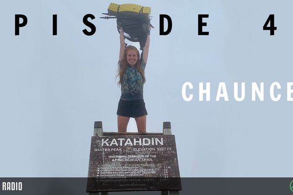 Backpacker Radio #45: Chaunce Hiked the AT (Drink), Badger's WRHR Hike, and Our Upcoming Road Trip