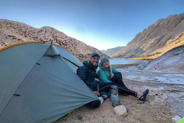 Too Close for Comfort? Our Couple's PCT Sleep System