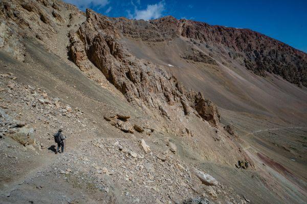 Trekking in the Shadow of Kyrgyzstan's Peak Lenin, Day 3