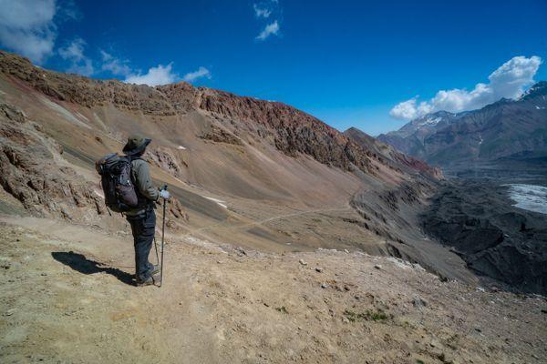 Trekking in the Shadow of Kyrgyzstan's Peak Lenin, Day 2