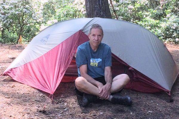 Gear Review: MSR Carbon Reflex 2 Tent