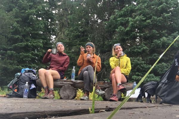 Things I, a Solo Female Thru-Hiker, Wish I Had the Courage to Say