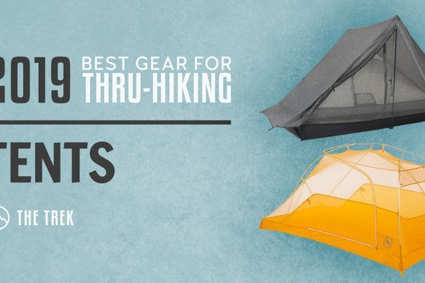 The Best Tents for Thru-Hiking of 2019