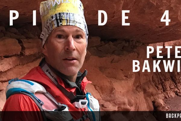 Backpacker Radio #47: Peter Bakwin of FastestKnownTime.com