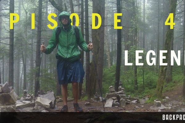 Backpacker Radio #48: Legend on His Long Trail FKT, Corpse Feet, and New Book