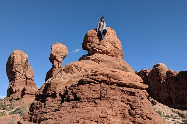 Road to the Appalachian Trail: Arches National Park