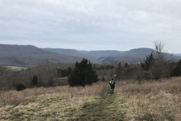 Hiking Arkansas; A Shakedown on the Buffalo River Trail