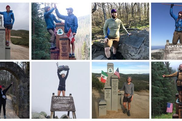 Incredible 2019 Thru-Hiker Transformations Part 2