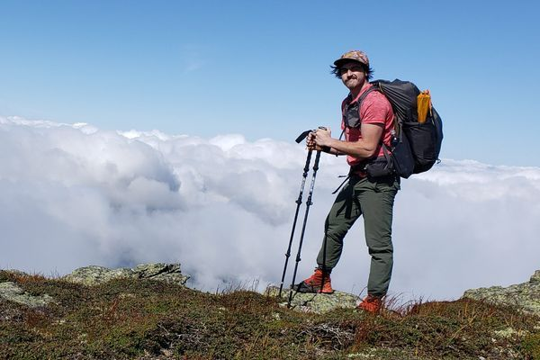 Out of the Fog, into the Clouds: A Prospective Thru-Hiker's Path to Sobriety