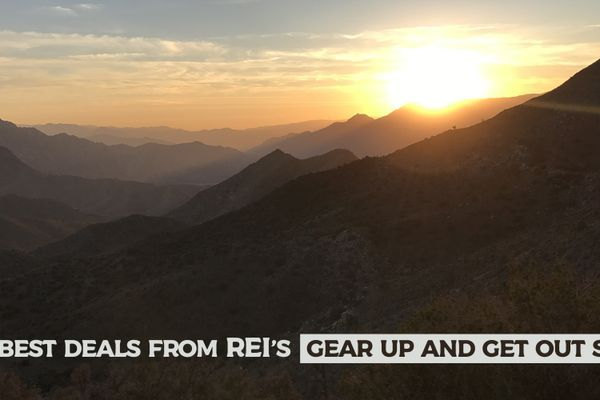 The Best Deals for Backpackers at REI's Gear Up Get Out Sale