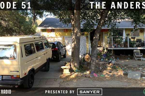 Backpacker Radio #51: The Andersons of Casa de Luna