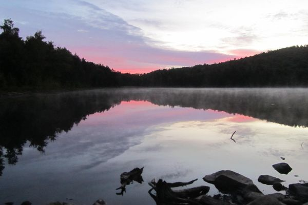 The Cranberry Lake 50: A Serene 50-Mile Loop in the Western Adirondacks