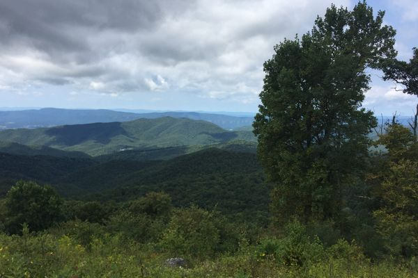 The First Time I Met the Appalachian Trail in Person