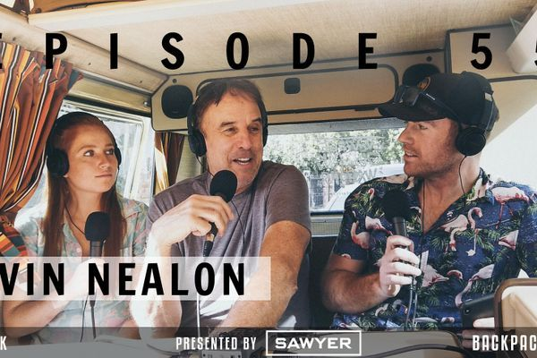 Backpacker Radio Episode #55: Kevin Nealon