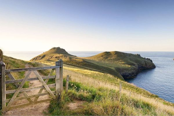 England's Long Trail: The South West Coast Path