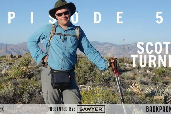 Backpacker Radio Episode #56: Scott Turner on the Best Hikes in San Diego County, 2020 Predictions, and The Top Footwear on the AT